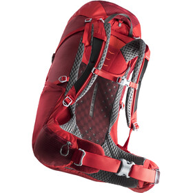 Gregory Wander 50 Sac à dos Adolescents, fiery red